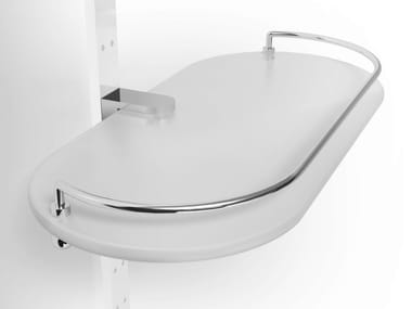 Mensole bagno in vetro archiproducts - Mensola vetro bagno ...