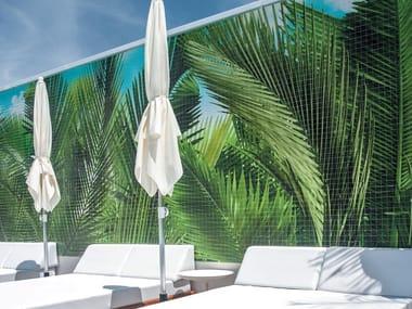 Indoor/outdoor polyurethane mosaic PHOTOGRAPHIC MOSAIC - CANARY ISLANDS