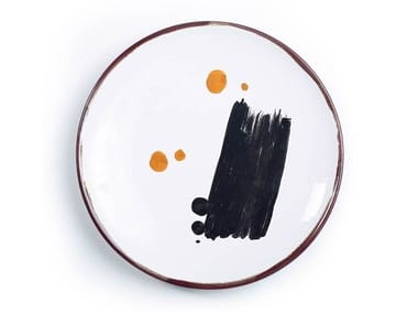 Ceramic plates set PIATTI D'AUTORE | Dinner plate