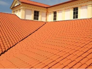 Quarry bent roof tile PIEMONTE | Bent roof tile