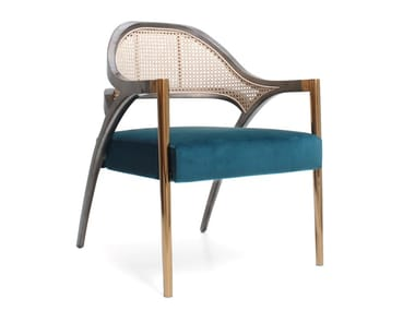 Easy chair with armrests PIERRE | Easy chair