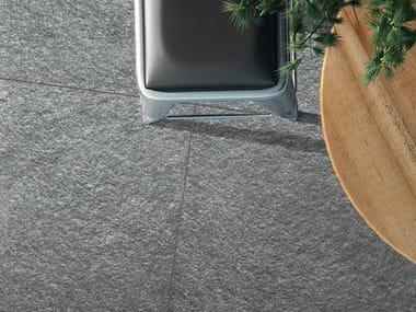 Pavimento/rivestimento in gres porcellanato effetto pietra PIETRE DI PARAGONE