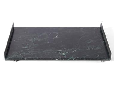 Rectangular marble tray PIETRA L 03