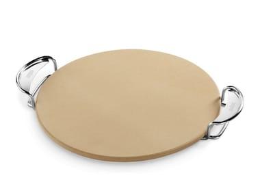 Pietra in cordierite Pietra per pizza gourmet BBQ System