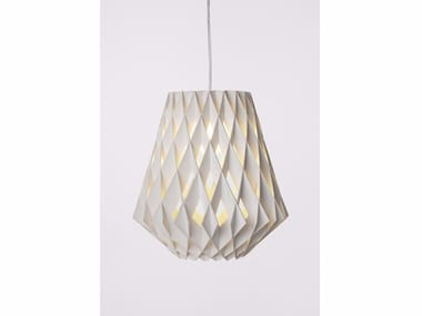 Plywood pendant lamp PILKE 36