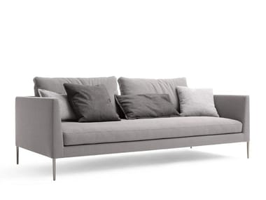 pilotis leather sofa pilotis collection by cor design metrica. Black Bedroom Furniture Sets. Home Design Ideas