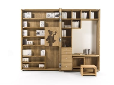 Librerie in legno massello | Archiproducts