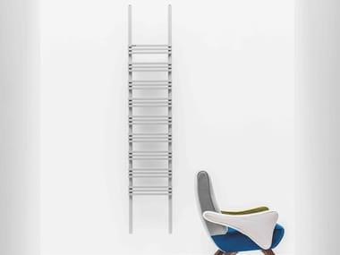 Vertical wall-mounted radiator PIOLI