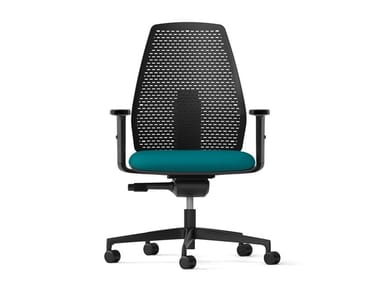 Task chair with 5-Spoke base PIPER | Task chair