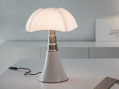 LED table lamp PIPISTRELLO MED