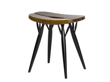 Wooden stool PIRKKA | Wooden stool