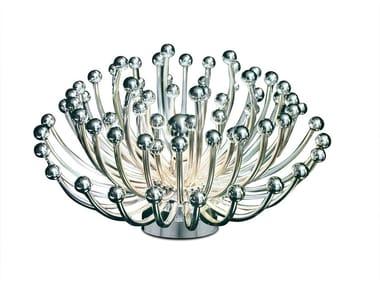 Lampada da tavolo in metallo PISTILLO | Lampada da tavolo