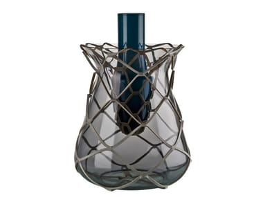 Blown glass vase PISTILLO
