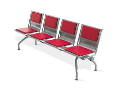 Steel beam seating PITAGORA | Beam seating