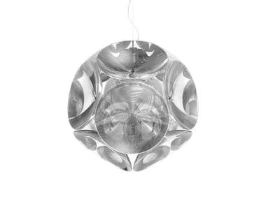 Polycarbonate pendant lamp PITAGORA | Pendant lamp