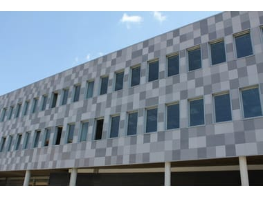 Composite material Panel for facade PIZ STANDARD 54