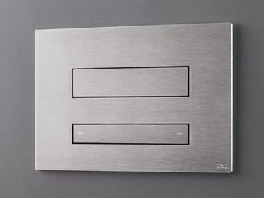 Placca di comando per wc PLA 06