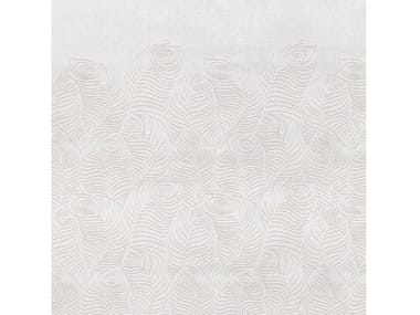 Solid-color square wool rug PLACE PIGALLE