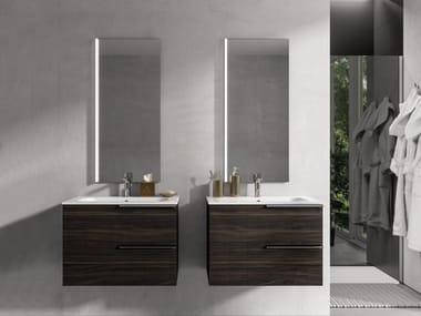 Mobili bagno con specchiere PLANA 20