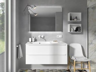 Mobili bagno con specchiere PLANA 24