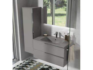 Mobili bagno con specchiere PLANA 26