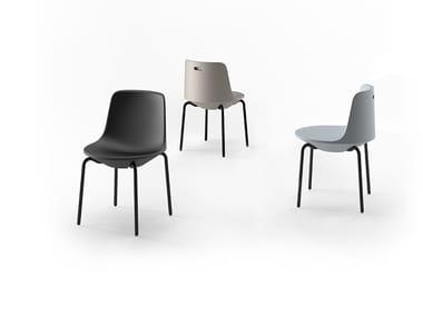 Plastic chair PLANET | Polyethylene chair
