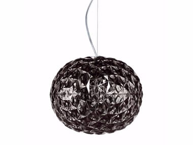 Technopolymer pendant lamp PLANET | Technopolymer pendant lamp