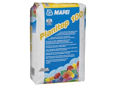 Smoothing compound PLANITOP 100
