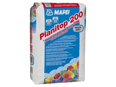 Rasatura cementizia idrofuga PLANITOP 200