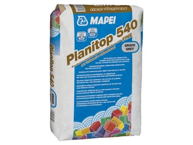 Rasante per intonaco PLANITOP 540