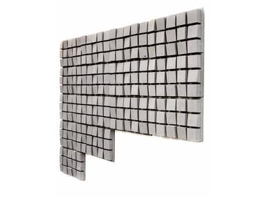 Concrete 3D Wall Cladding PLANTED CUBES