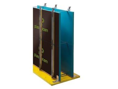 Jet panel for architectural concrete PLASMAPAN