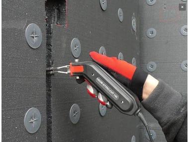 Formwork system for load-bearing wall PLASTBAU® 3