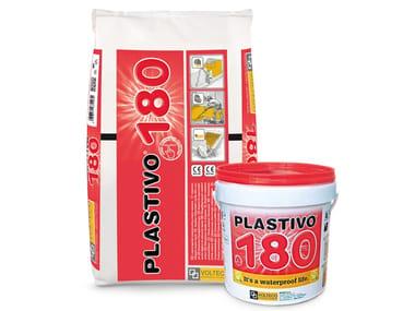 Impermeabilizzante a base cementizia PLASTIVO® 180