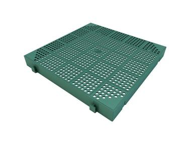 Наружное покрытие из терракотовой плитки PLASTONELLA