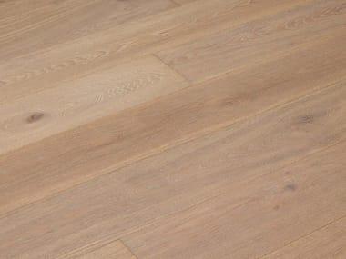 Brushed oak parquet PLATINO