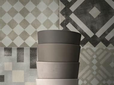 Porcelain stoneware wall/floor tiles PLAY