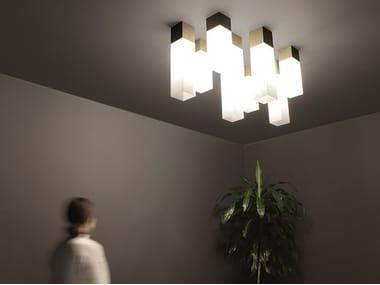Plafoniere Tonde Da Soffitto : Lampade da soffitto in plexiglass archiproducts
