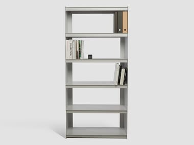 Librerie bifacciali in alluminio archiproducts