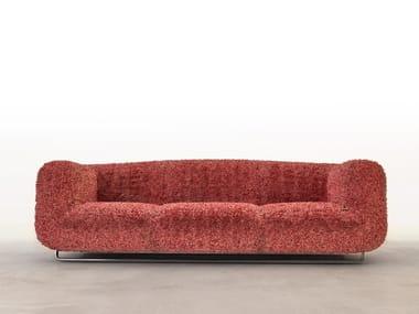 Fabric sofa PLIEES