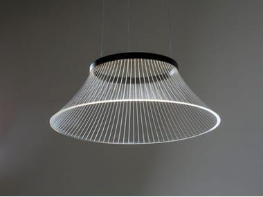 Lampada a sospensione a LED PLISSÈ