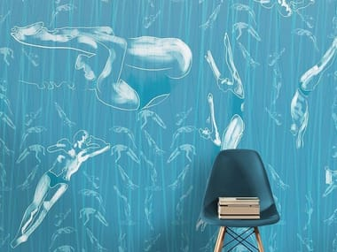 For all ages wallpaper, PVC free, eco, washable PLUNDERS