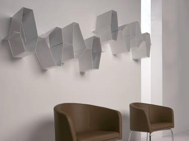 Steel wall shelf PLUS