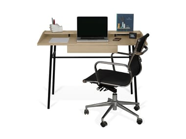 Smart working furniture: desks, ergonomic chairs, lighting