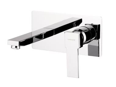 Miscelatore per lavabo a muro monocomando POLAR | Miscelatore per lavabo a muro
