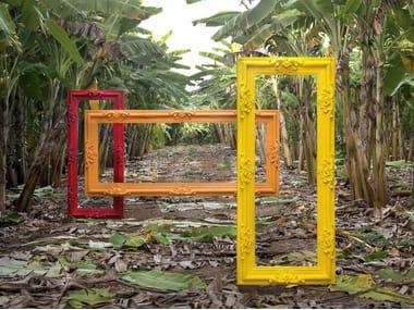 Rectangular framed mirror POLART | Framed mirror