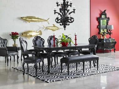 Rectangular dining table POLART | Rectangular table