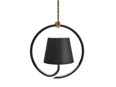 LED aluminium pendant lamp wireless POLDINA   Pendant lamp