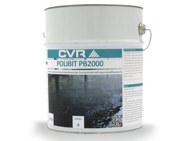 Impermeabilizzazione liquida POLIBIT PB 2000