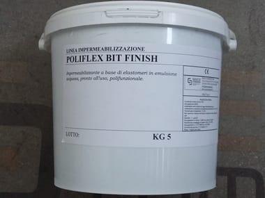 Liquid waterproofing membrane POLIFLEX BIT FINISH®